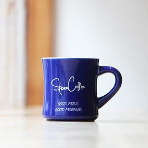 STEREO COFFEEオリジナルマグカップ(青)