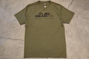 新品 GEAR FIX T-shirt -Medium 0925
