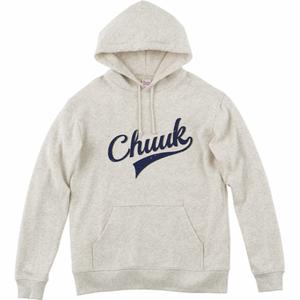 パーカー「Chuuk(Baseball Logo)」