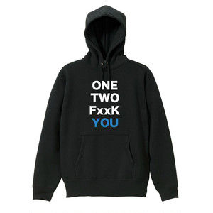 ONE TWO FxxK YOU【FULL COLOR / PARKA】