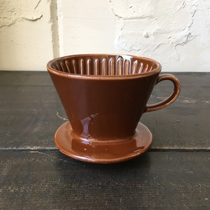 arabia coffee dripper 0.25L brown