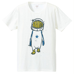 [Tシャツ] Gravity Penguin