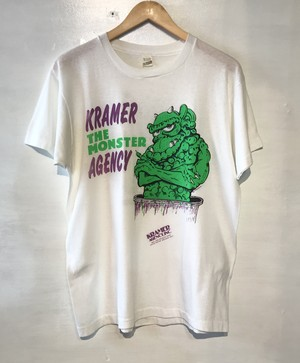 "Vintage KRAMER AGENCY ""THE MONSTER"" Tee XL"