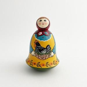セルギエフ産マトリョーシカ/おきあがりこぼし