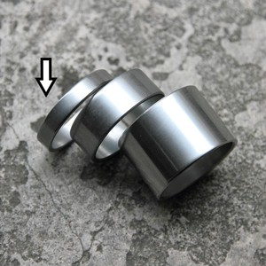 *NITTO* cr-mo spacer 1-1/8 (dull/5mm)