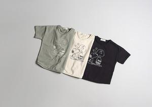 【即納商品】チュースヌーピーTシャツ