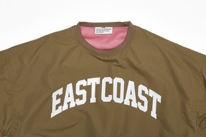 EAST COAST 2-FACES CREW - BEIGE