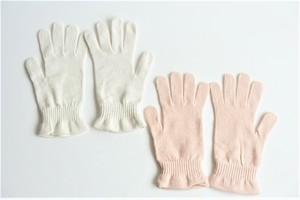 シルクのおやすみ手袋