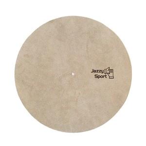 【再入荷】JS 12インチレザースリップマット/ベージュ