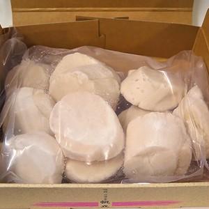 別海名産ジャンボホタテ(冷凍貝柱・2Lサイズ・1kg)