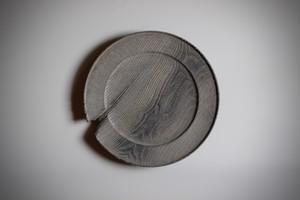 [新作]浮様リム皿280(7)