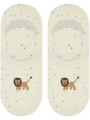 COVER SOCKS LION