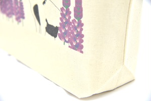 TSUBASA作「ルピナス」・トートバッグS・送料、税込み