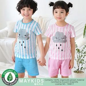 くものルームウェア【BLUE】 / 韓国子供服