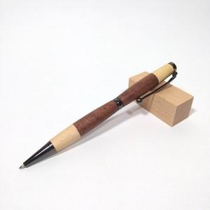 寄せ木ボールペン 限定2トーン