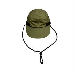 COMFORTABLE REASON / FISHING CAP -OLIVE-