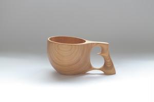 10 mogu cup M(山桜材)