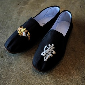 [BNB × HUE] Kung-HUE Shoes (Hawk & Kotobuki)