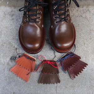 ブーツに付けるキルトタン  / 3色あります