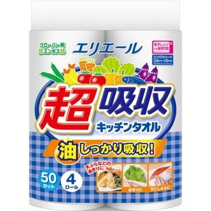 【福田商店】キッチンペーパー4個入り