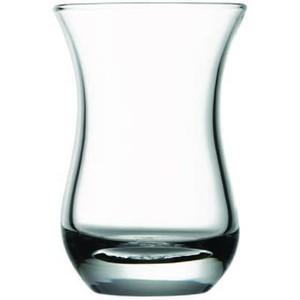 トルコチャイグラス&ソーサー/シンプル/1客