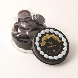 チョコ ピュレ70%(チョコ缶)(冷蔵発送4~9月)