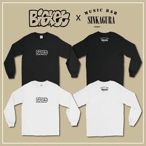 【※受注】BiSKET / Long Sleeve T-shirts