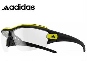 アディダス 調光サングラス [ adidas a198 6091 EVIL EYE HALFRIM PRO S ] レディース 女性向け 小さめサイズ スポーツサングラス 調光 サングラス