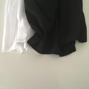 No.0486 レースロングスカート