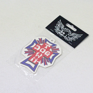 【DOGTOWN】CROSS LOGO USA AIR FRESHNER