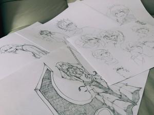 RENN★B「落書き5枚」