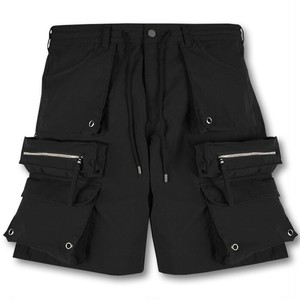 PATRIOT Melrose Cargo Shorts 2.0 BLACK