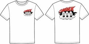 PsychoWorks TシャツA