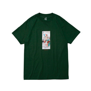 EVISEN HYAKKI YAENZU RIGHT FOREST GREEN L
