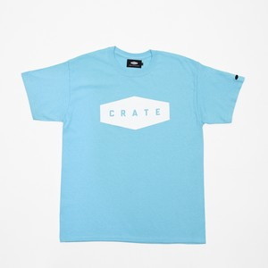 Crate Basic T-Shirt SkyBlue