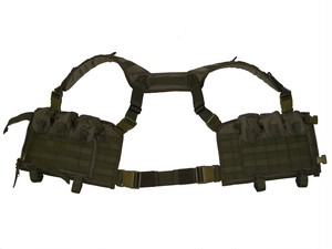 "SSO ""Nuker"" tactical vest olive"