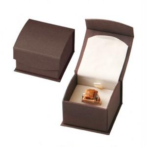 アクセサリー紙箱リング・ピアス・ネックレス兼用 マグネット付きボックス 20個入り MA-01-REP