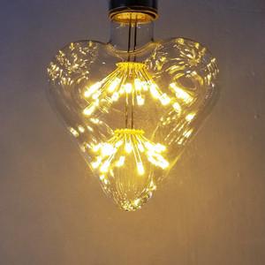 LED電球 ハート