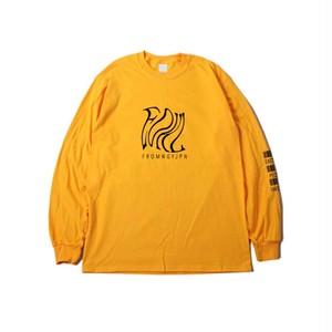 """""""EOKL"""" L/S T-Shirts (Yellow)"""
