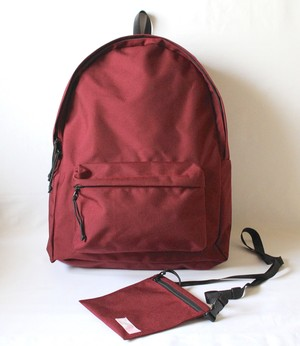 "DAY PACK ""BURGUNDY"""
