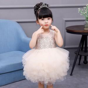 5623d4226cfb4 8432子供ドレス キッズ ベビー ジュニア 女の子ドレス フォーマルドレス レース 参考身長80-140cm