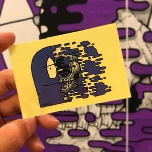 STANCE Big man sticker