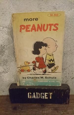 1954s  more PEANUTS comic book