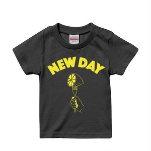 【NEW DAY】Kids T-Shirt 〈120サイズ〉