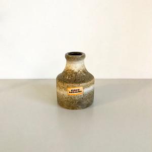 "Vintage W.Germany Pottery Vase ""FAT LAVA"" 550/10 西ドイツ"