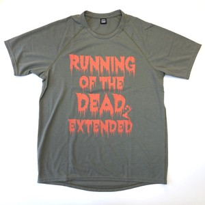 Frank & Morris / RUNNING OF THE DEAD2 EXTENDED  《Khaki》