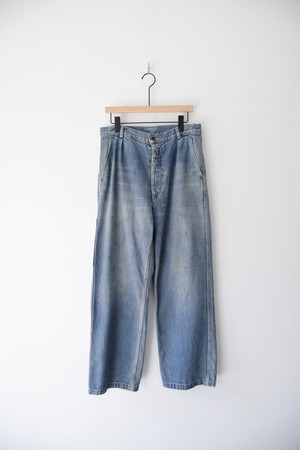 【Re:ORDINARY】DENIM WORK PANTS 5year/P002