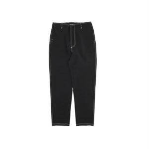 Spandex Stitch Straight Trouser トラウザー パンツ