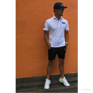 Vond×Golf/BETTING GOLFERS CLUB/BGCロゴ/ポロシャツ