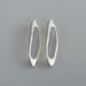 CAMILLE EARRINGS Silver
